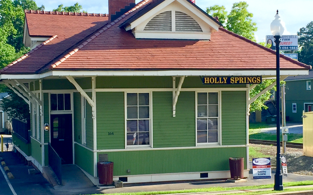 Holly Springs Community Center