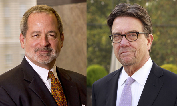 Cary Ichter (left) and Bruce_Brown