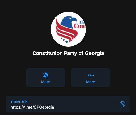 CP-GA on Telegram