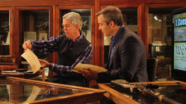 Constitution Alive! with Rick Green and David Barton