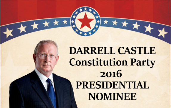 Darrell Castle for President