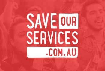 SAVE OUR SERVICES