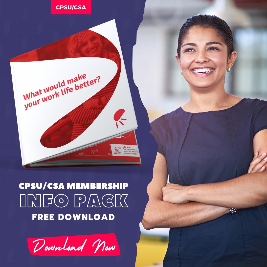 Member Info Pack download