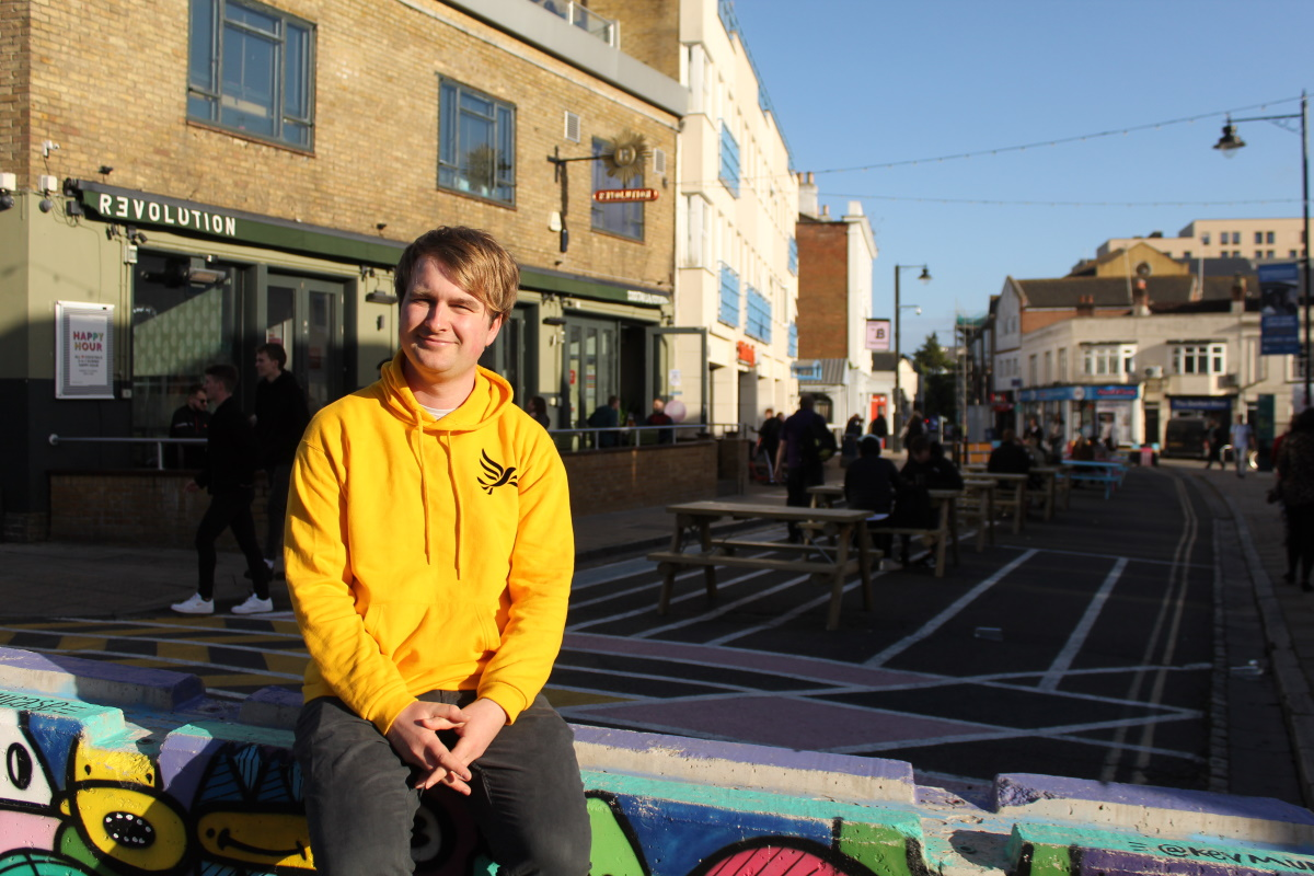 Petition: Keep Bedford Place pedestrianised
