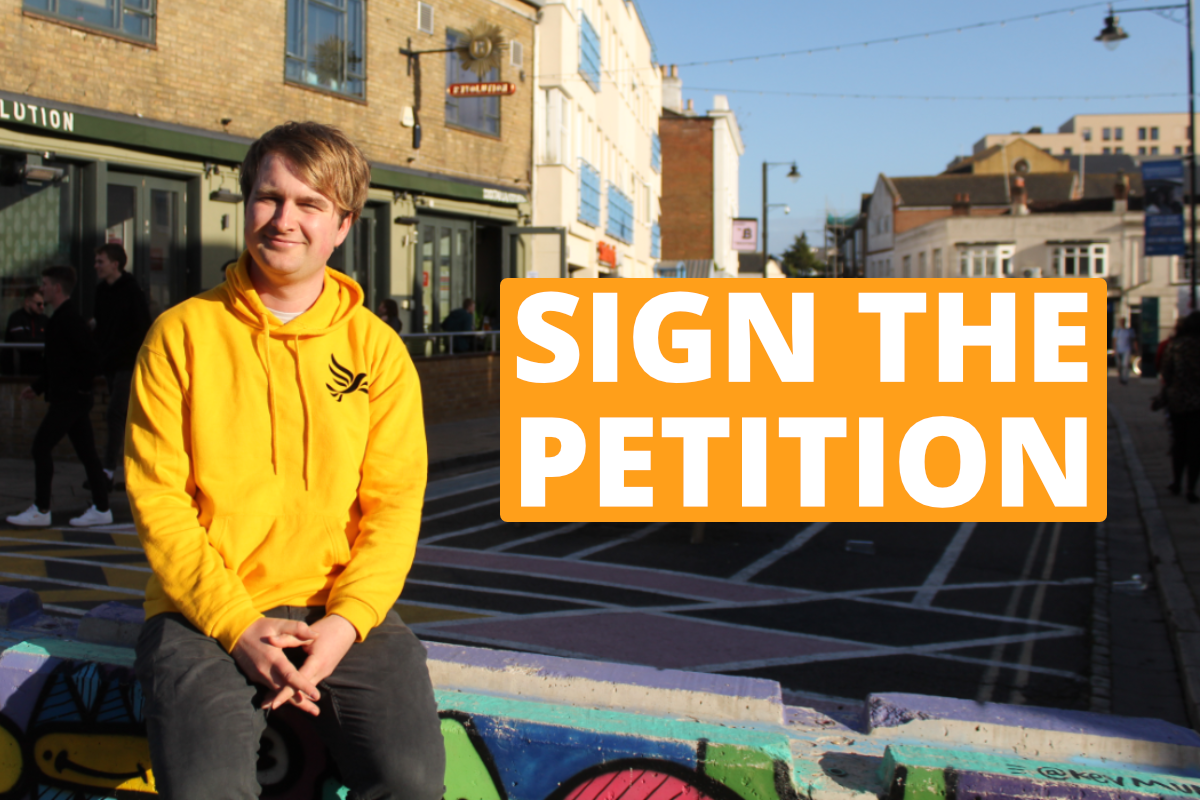 Petition launched to keep Bedford Place pedestrianised