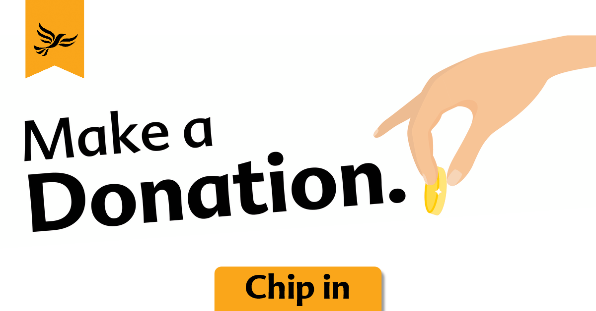 Donate to Test Valley Liberal Democrats
