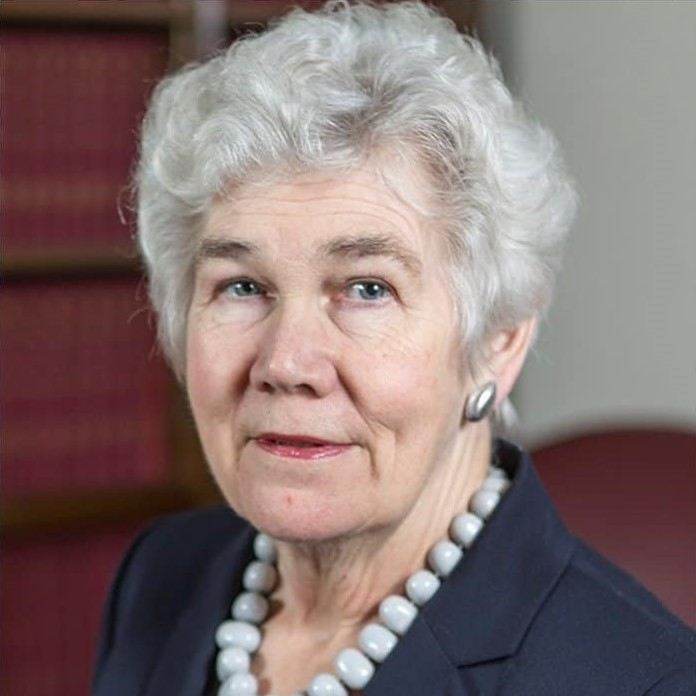 In memory of Baroness Diana Maddock