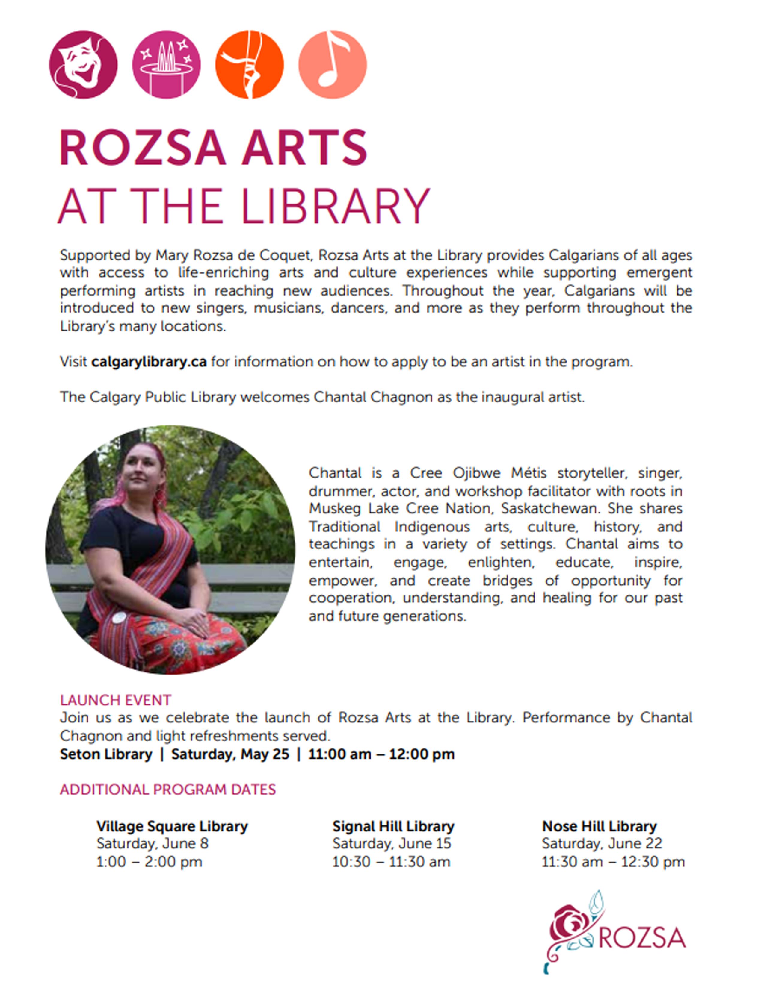 CPL Rosza Arts