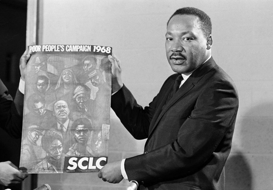 Martin Luther King Jr. Poor Peoples Campaign