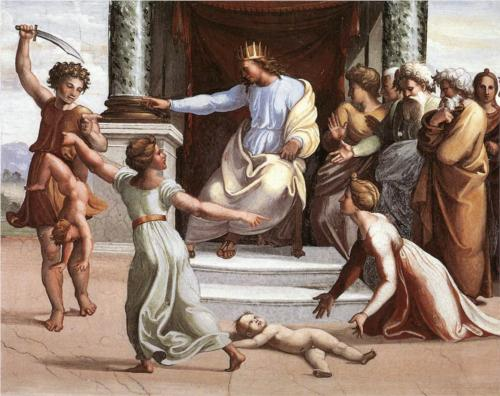 Judgment of Solomon (1 Kings 3:16-28)