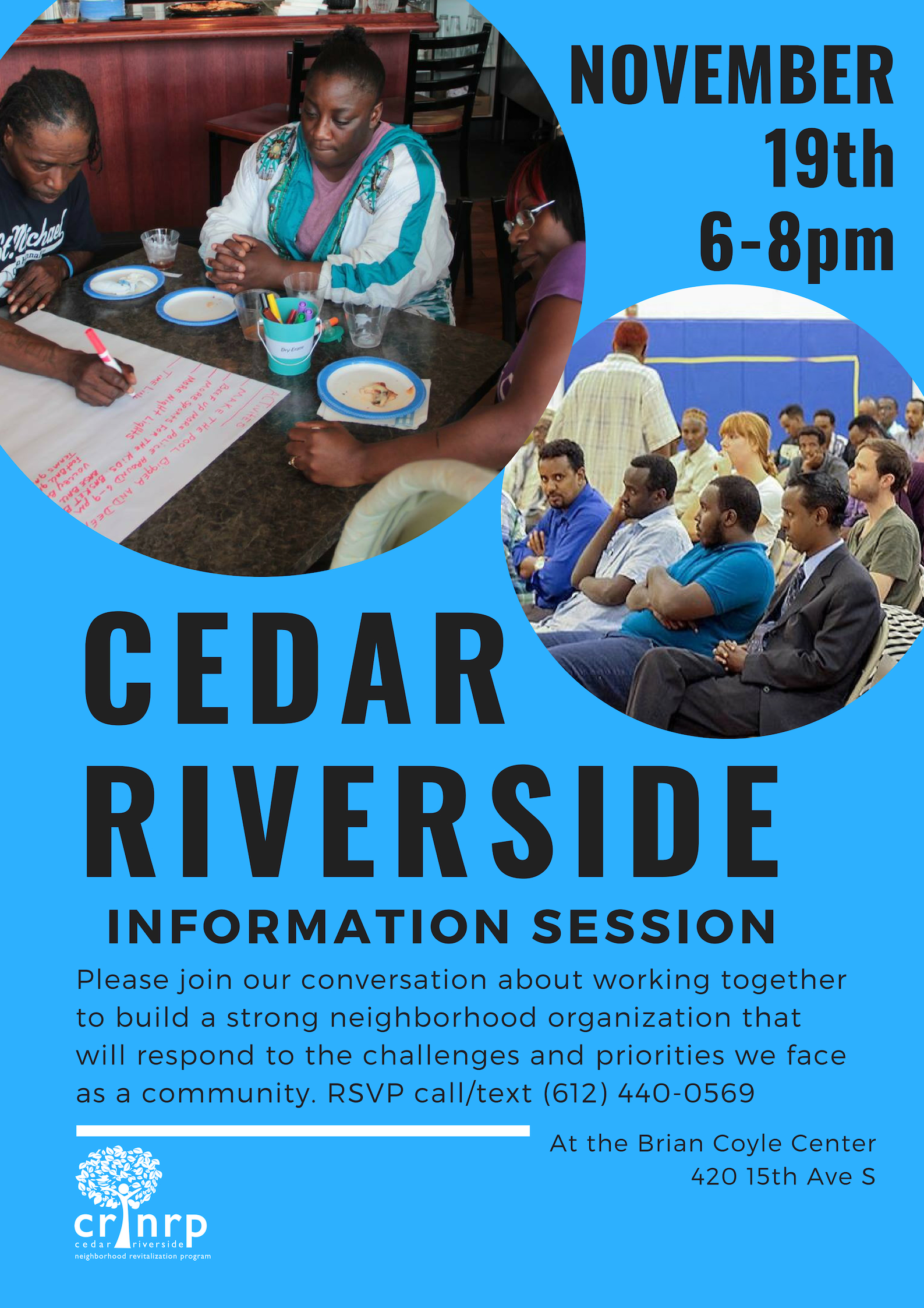 CRNRP Info Session