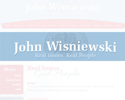 John Wisniewski for State Assembly