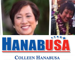 Hanabusa for Hawaii