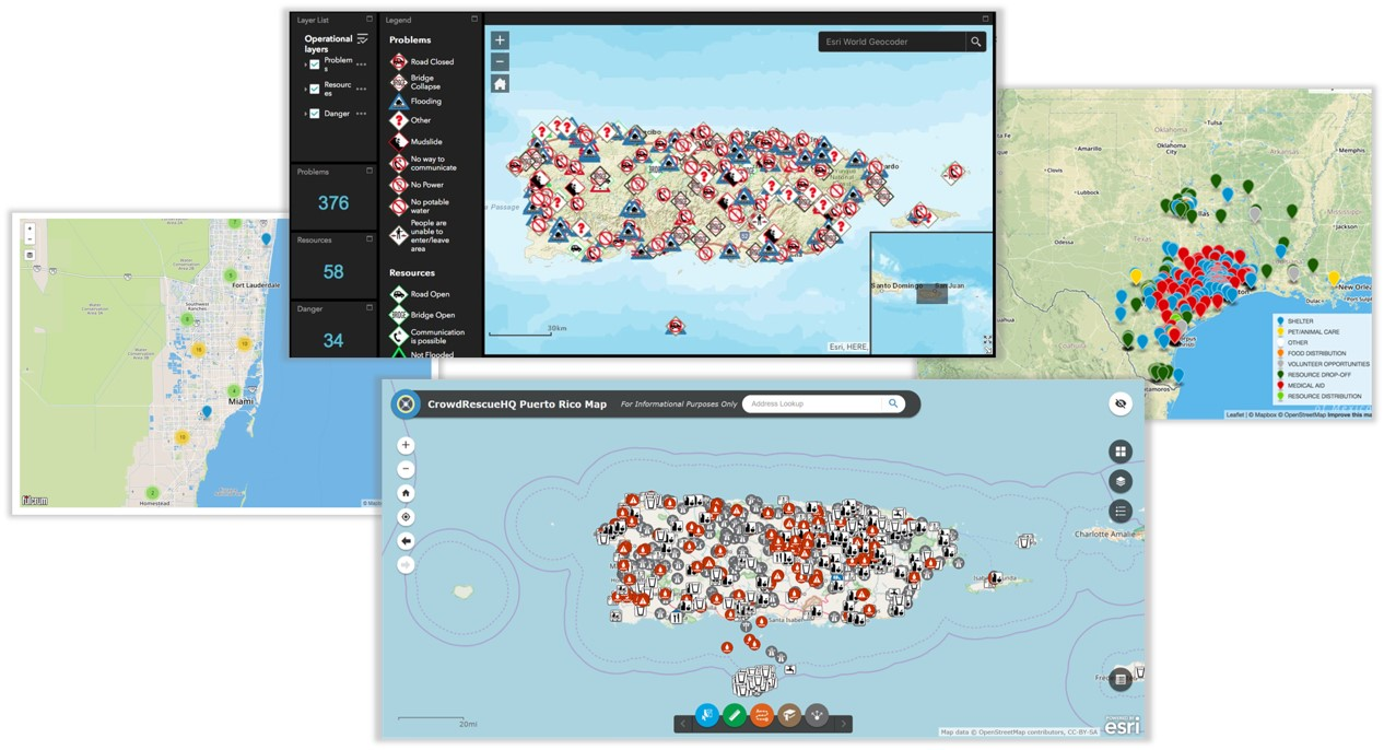 CRHQ Map Montage