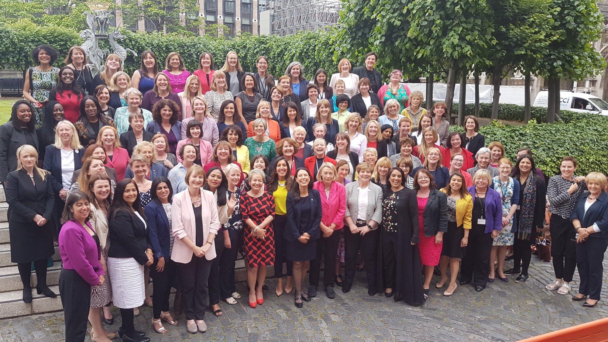 Female Labour MPs 2017