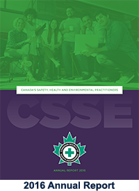 CSSE 2016 Annual Report