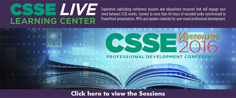 CSSE Live Learning Centre