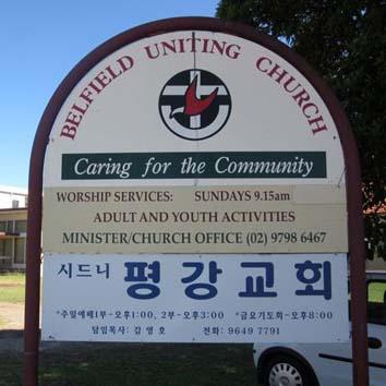 Croydon Park-Belfield Uniting Church