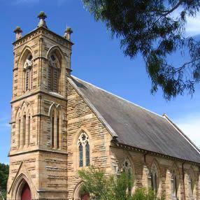 St Davids Uniting Church Haberfield