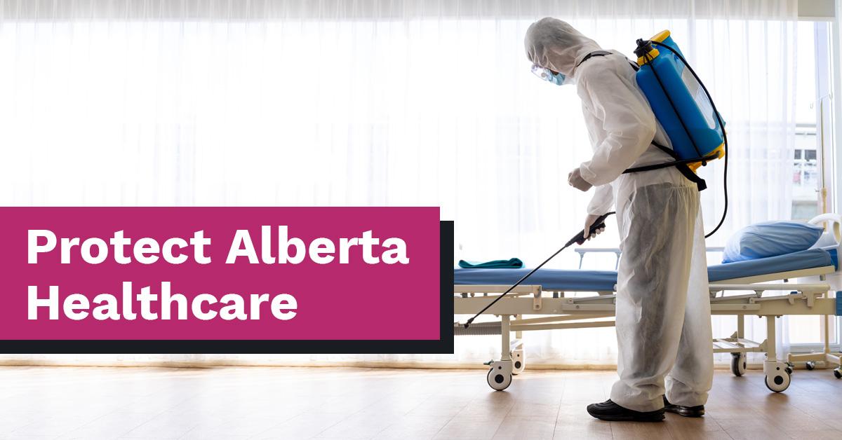 Protect Alberta Healthcare thumbnail
