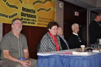 Panelists shared insights on different aspects of bullying during Friday morning's plenary session.