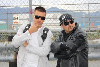 Zane Gold and Bobby Brillo