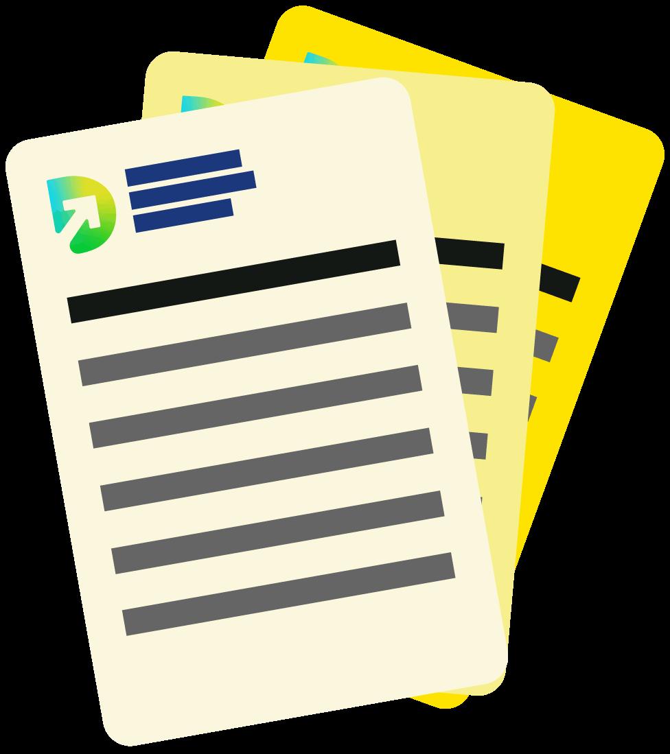 Avatar pour les exemples de résolutions et de lettres