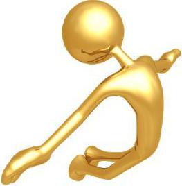 gold guy