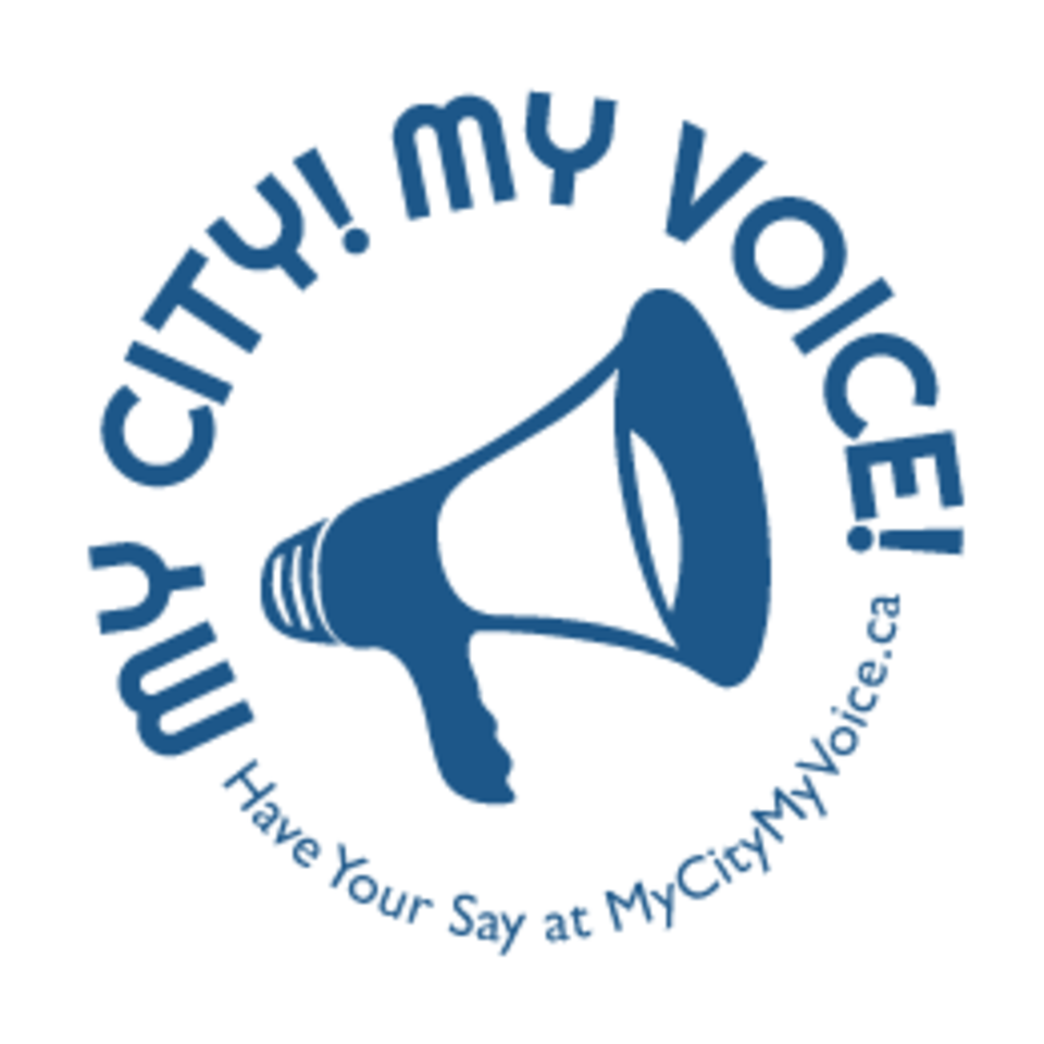 Sign in to My City My Voice