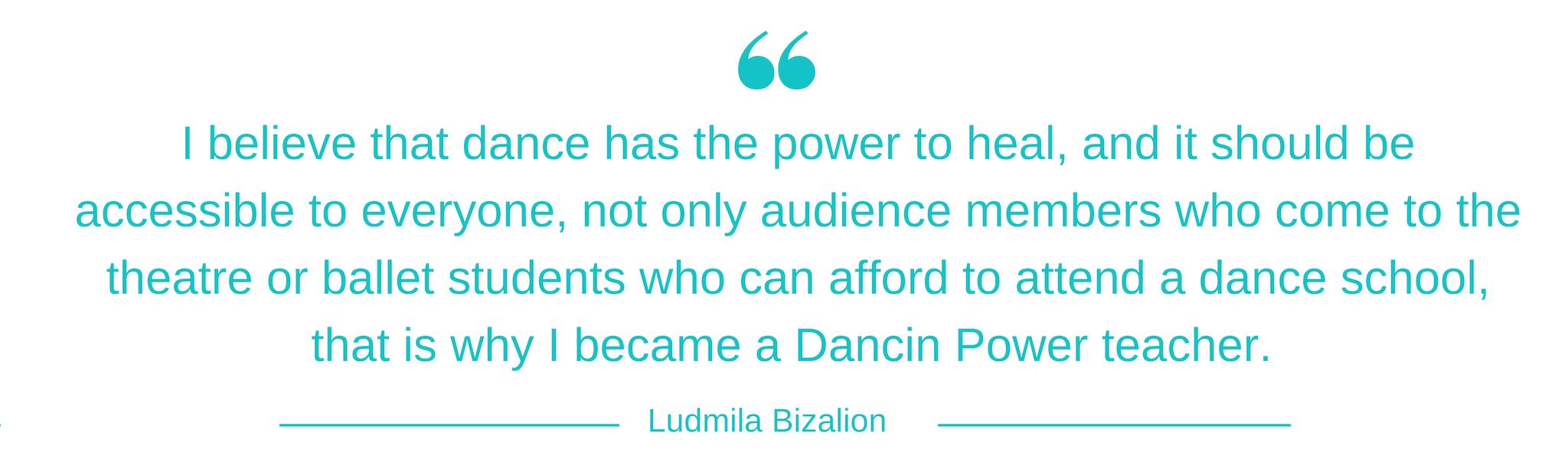 Teachers - Dancin Power