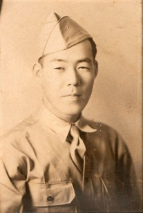 Dawn's father, Sakuji Amano