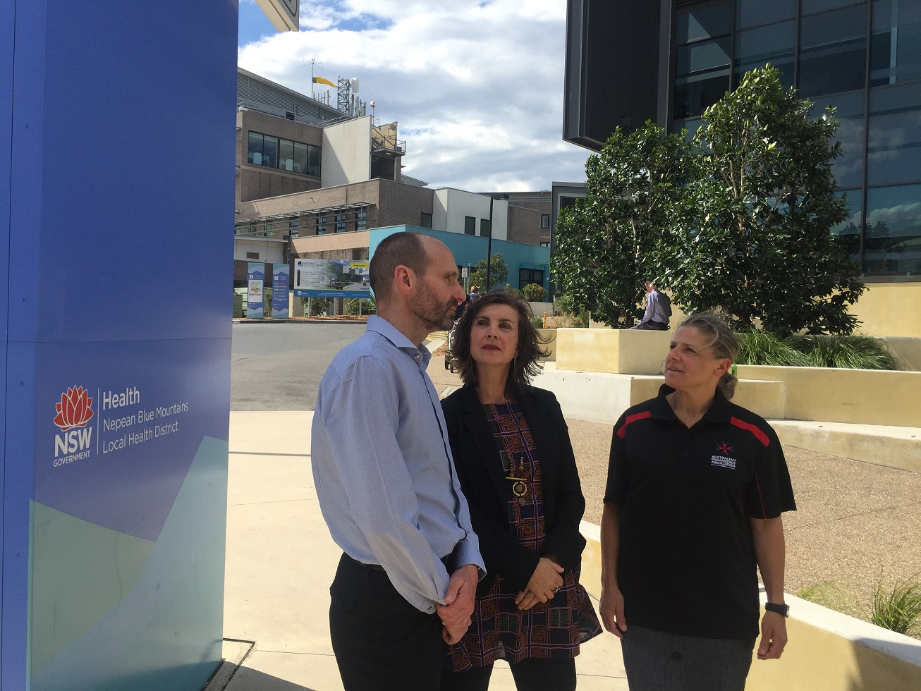 Greens call for Nepean Hospital to be restored as a Major Trauma Centre - Dawn Walker MP