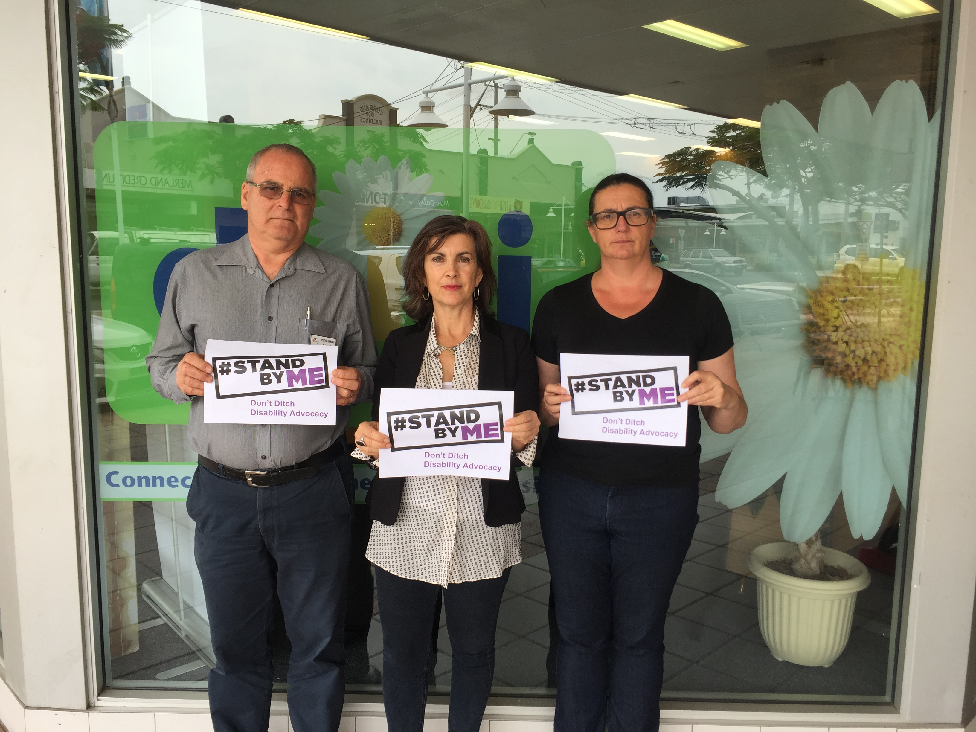 Greens lash Liberal-Nationals 'heartless' disability advocacy cuts - Dawn Walker MP