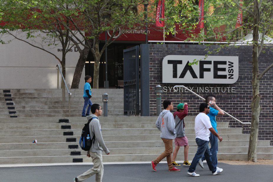 Greens question Government's $100 million reduction in TAFE asset values in State Budget - Dawn Walker MP