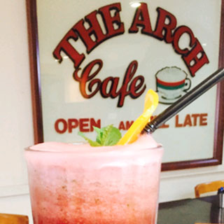 THE ARCH CAFE