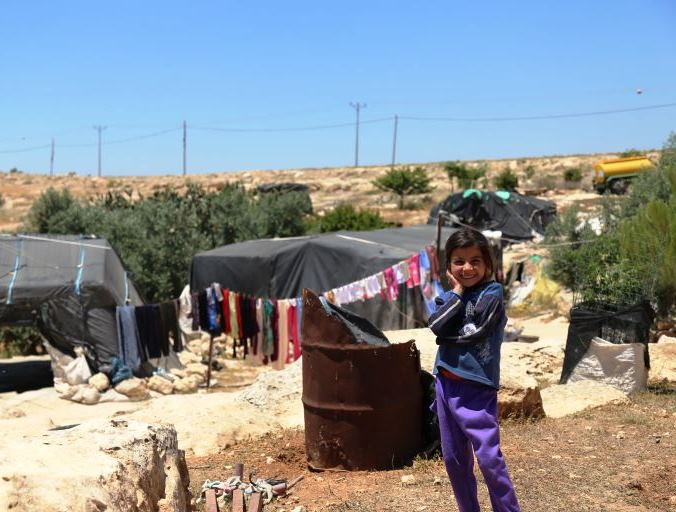 Susya's children: Life on the edge of eviction