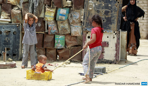REPORT: Overview of Child Rights Situation in Arab Countries