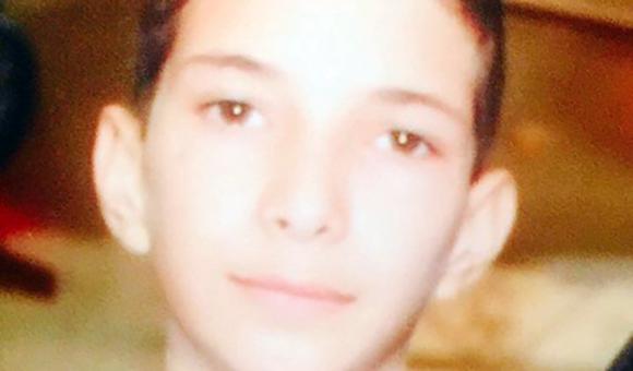 معتز عويسات (16 عاما) من جبل المكبر بالقدس