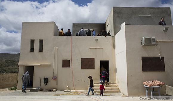 Raids, tear gas and a burned house: Three West Bank school days