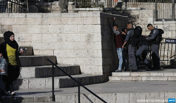 East Jerusalem teens hit with harsh sentences for throwing stones