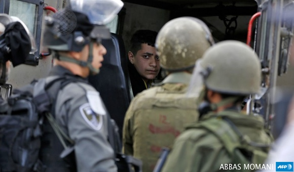 Palestinian children incarcerated at higher rate, abuses routine