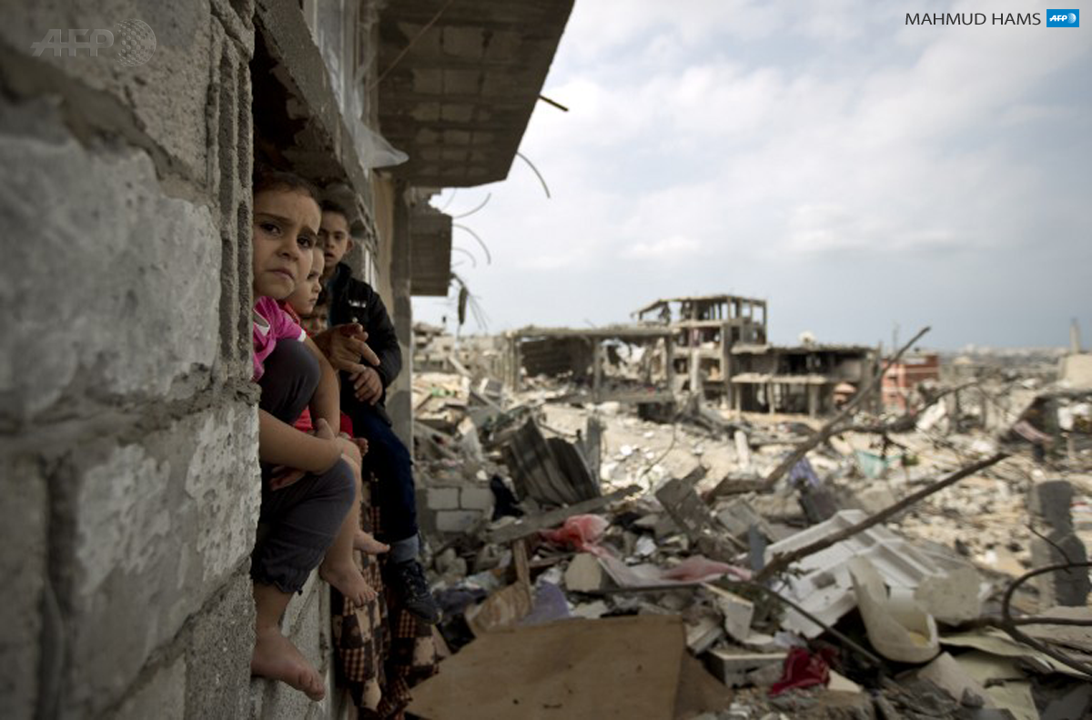 End collective punishment of Gaza's children