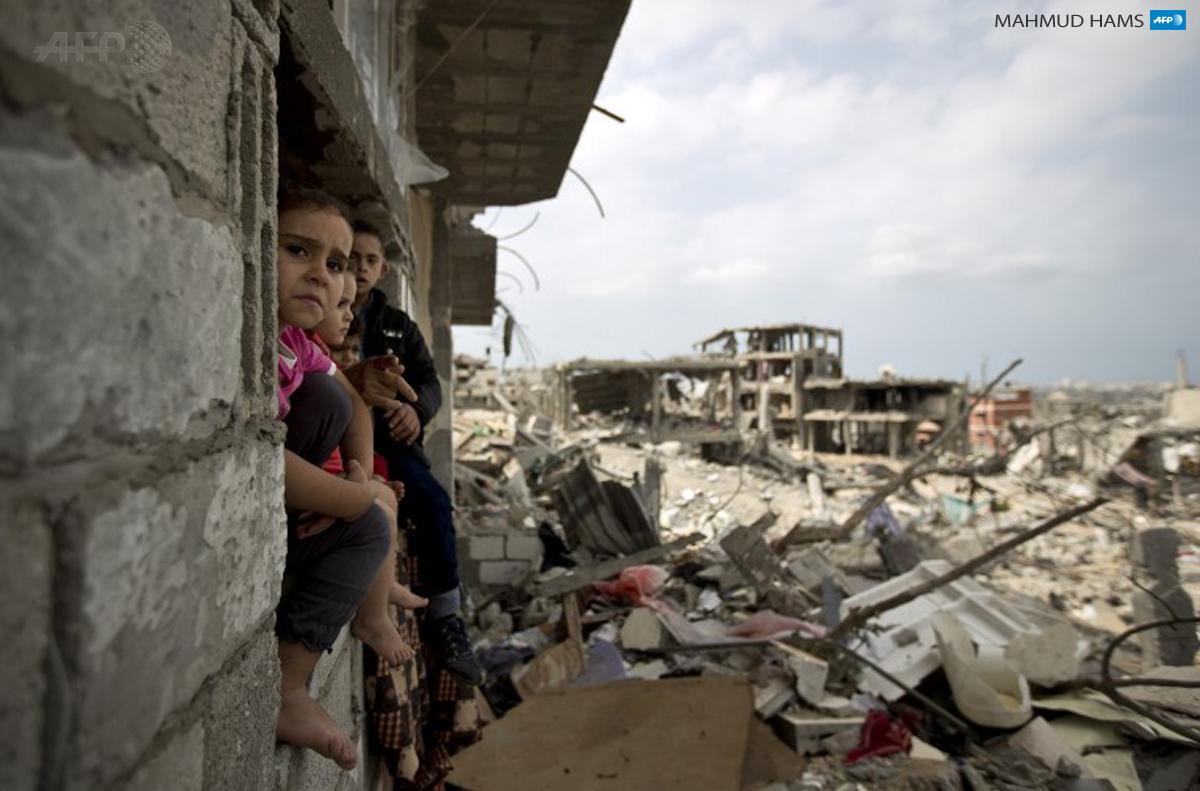 End collective punishment of Gaza's children