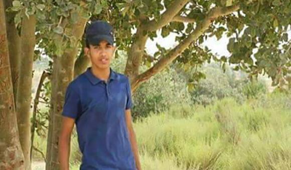Israeli soldiers shot dead 16-year-old Palestinian near Gaza border
