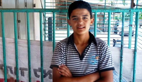 15-year-old Walid M. has been detained by Israeli forces twice.