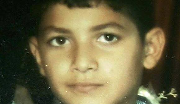 Khalil Anati was fatally shot by Israeli forces on August 10, 2014.