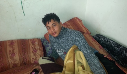 Mustafa Salman, 16, died on September 22 following his suicide attempt while being detained at a police station in the northern Gaza Strip.