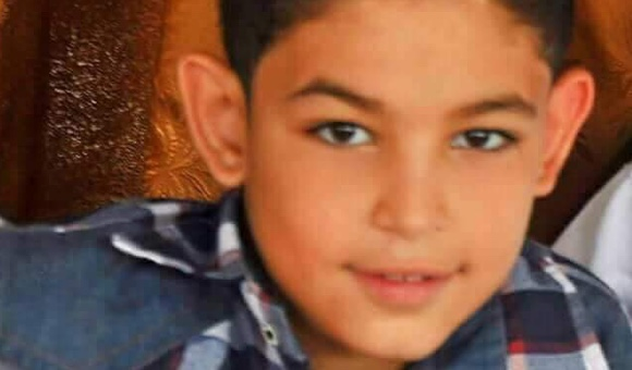 Israeli forces fatally shot dead 11-year-old Yasser Abu Naja on June 29. (Photo: Courtesy of Abu Naja family.)