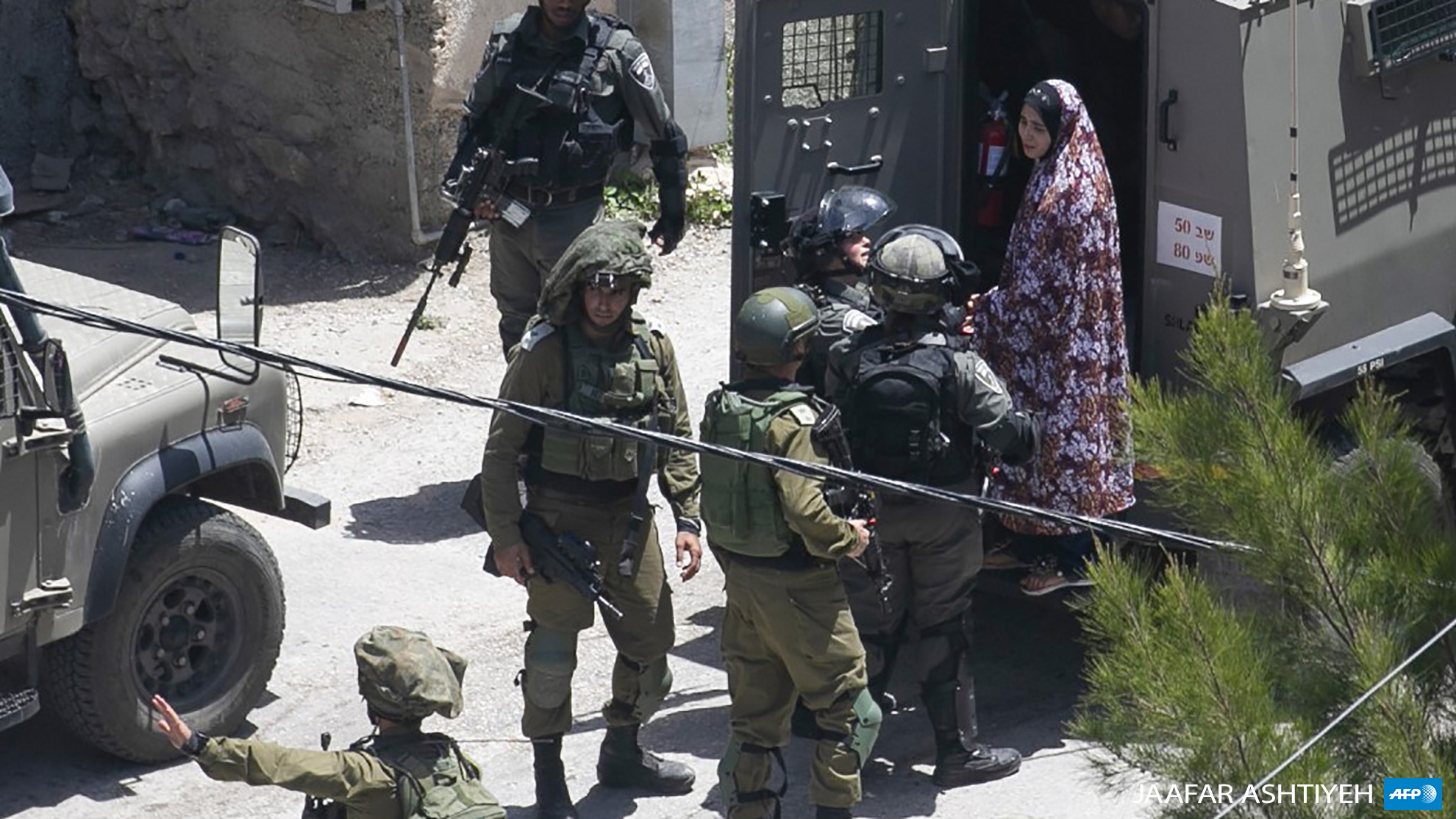 Israeli forces' collective punishment through children's eyes