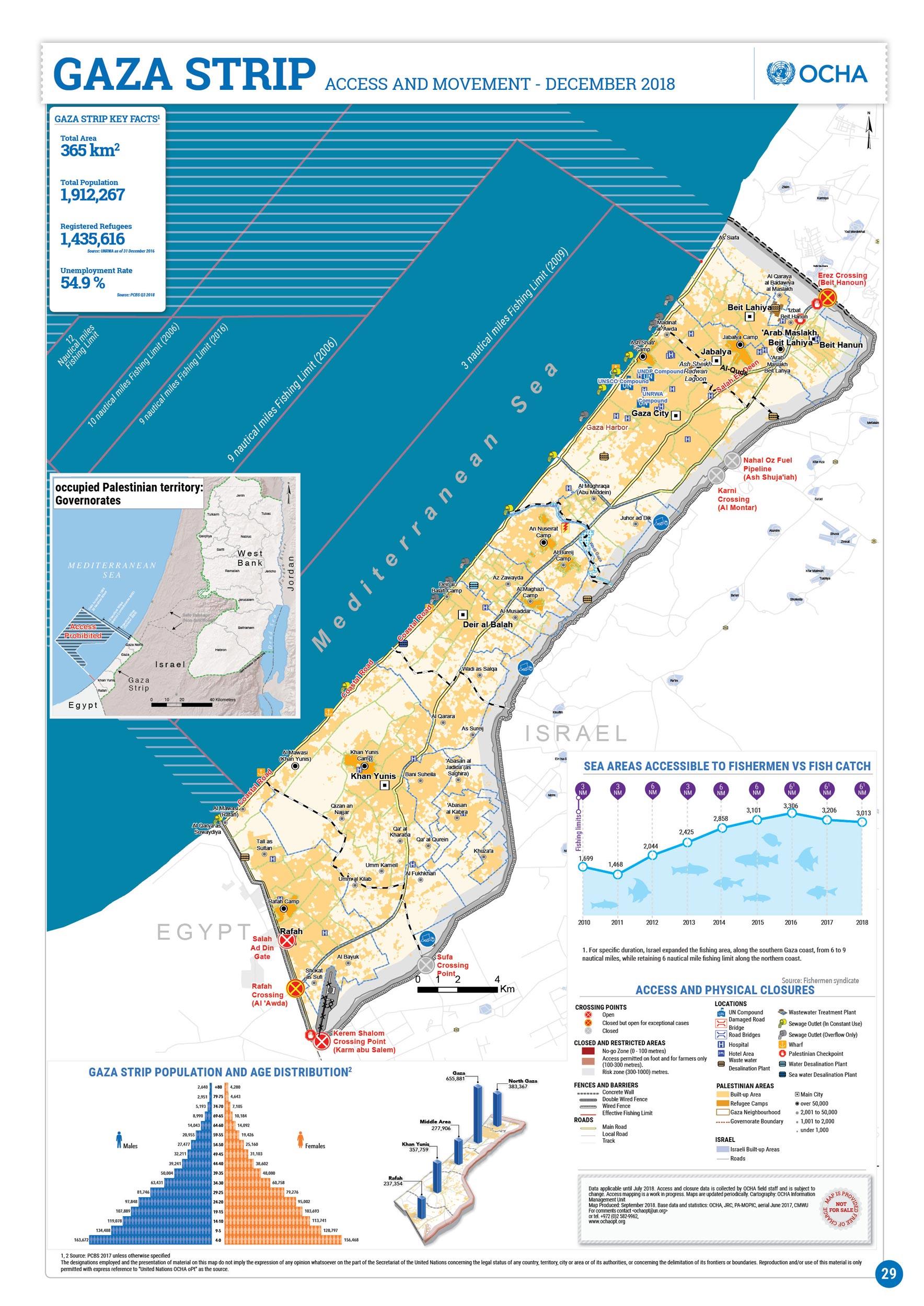 Map: UN OCHA
